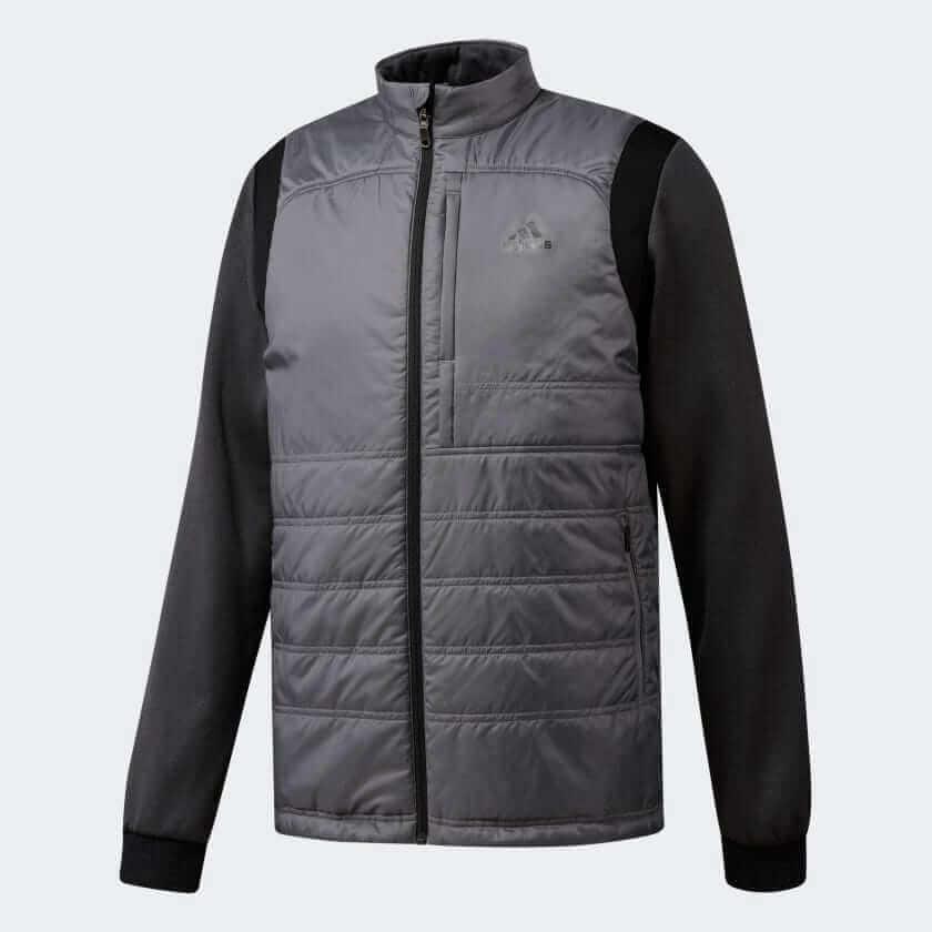 adidas Climaheat Frostguard Primaloft Jacket in dark grey