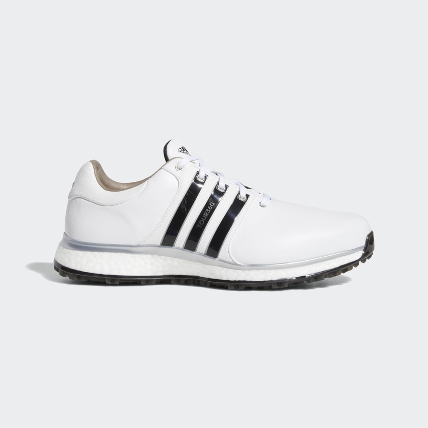 adidas - Tour360 XT-SL Shoes in white, core black and silver