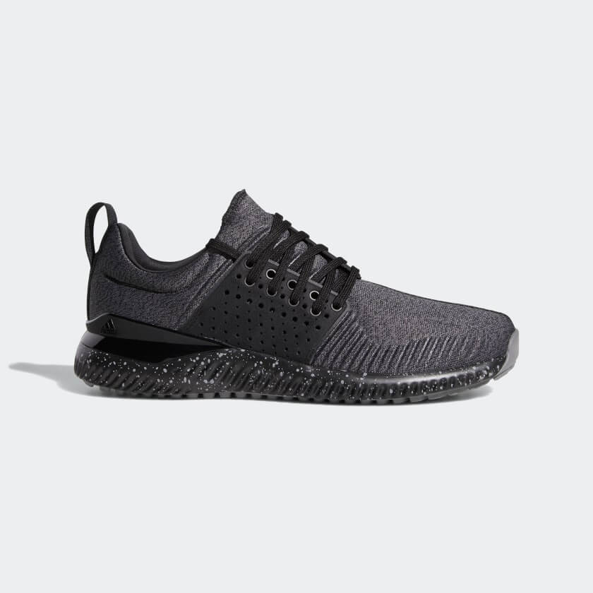 adidas - Adicross Bounce Shoes in black, grey and grey
