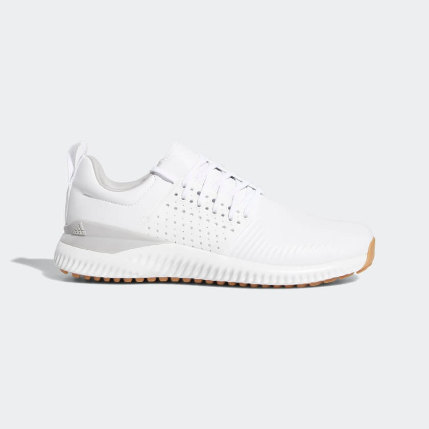 adidas - Adicross Bounce Shoes in all white