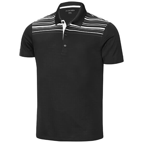 Galvin Green - Melwin in black with white stripes