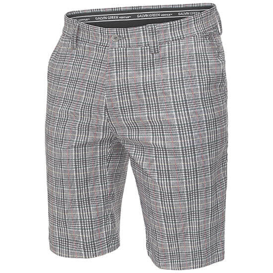 Galvin Green - Paco shorts in black and white