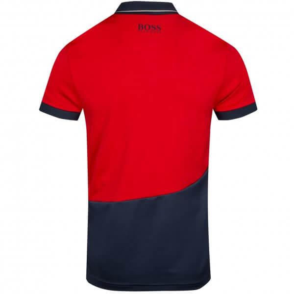 Paddy MK 2 Red - Back