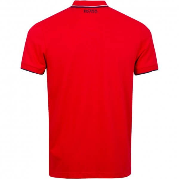 Paddy Pro Red - Back
